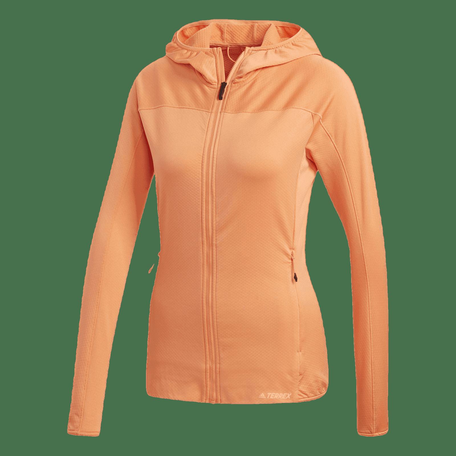 Terrex tracerocker hooded fleece