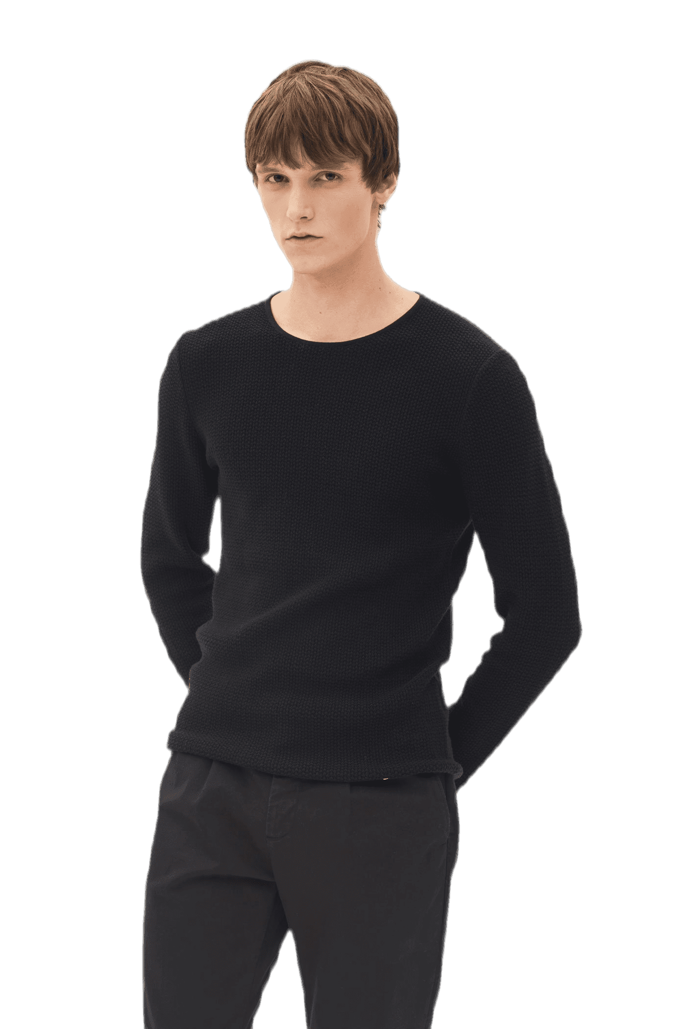 Rh structure pullover