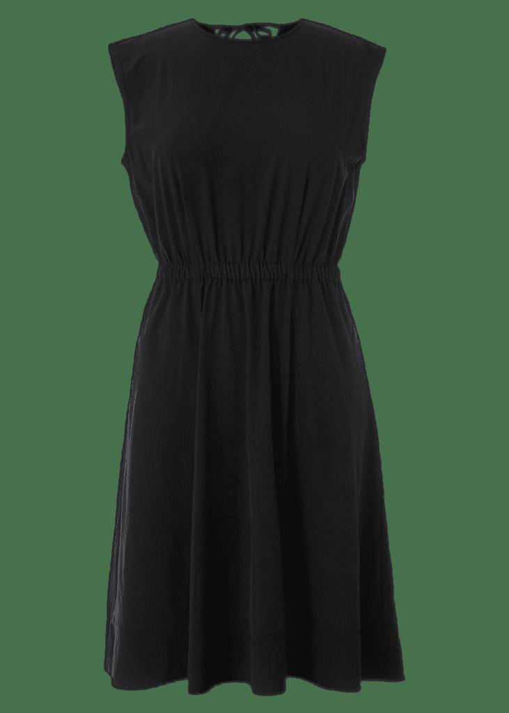 Spotless traveler dress