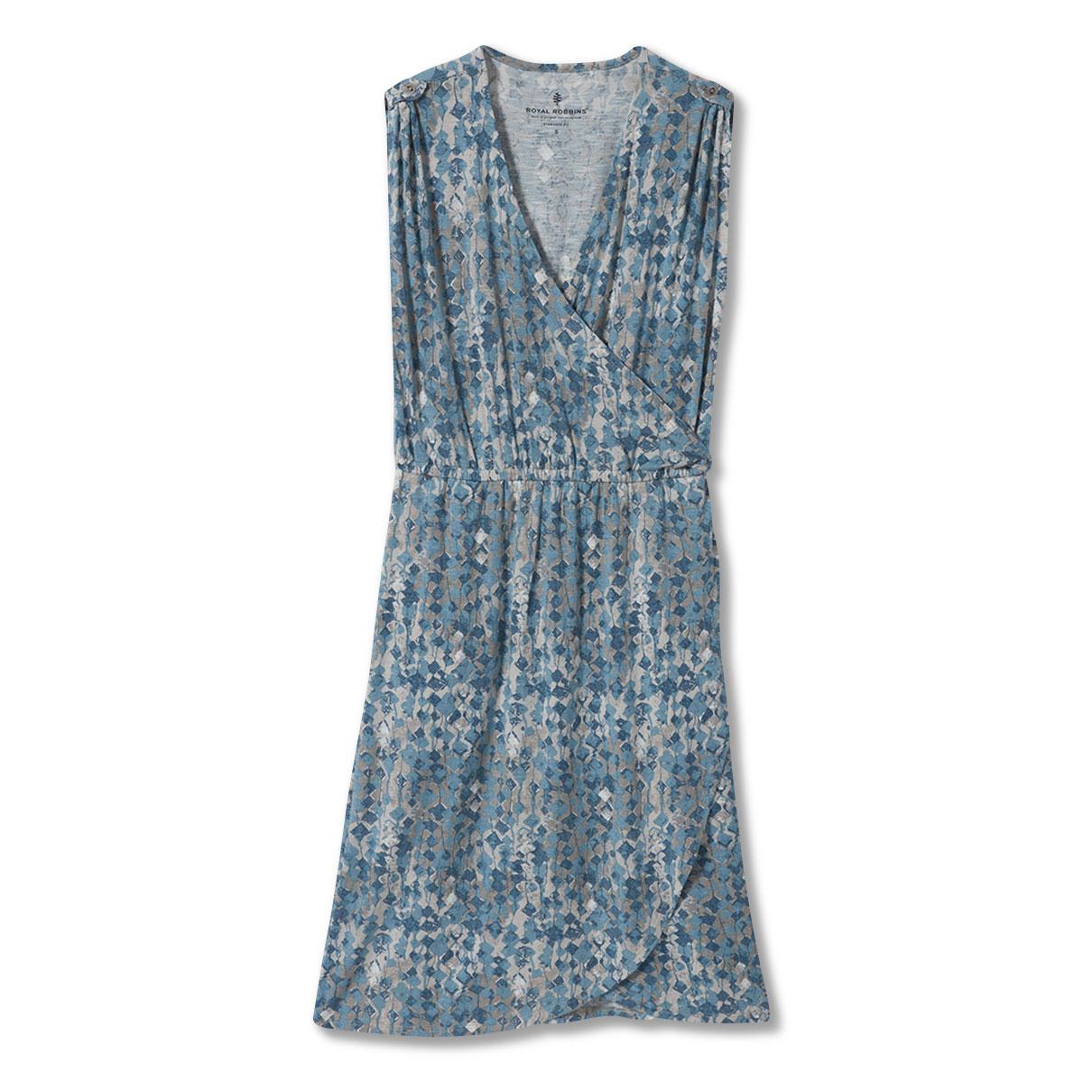 Noe cross-over dress