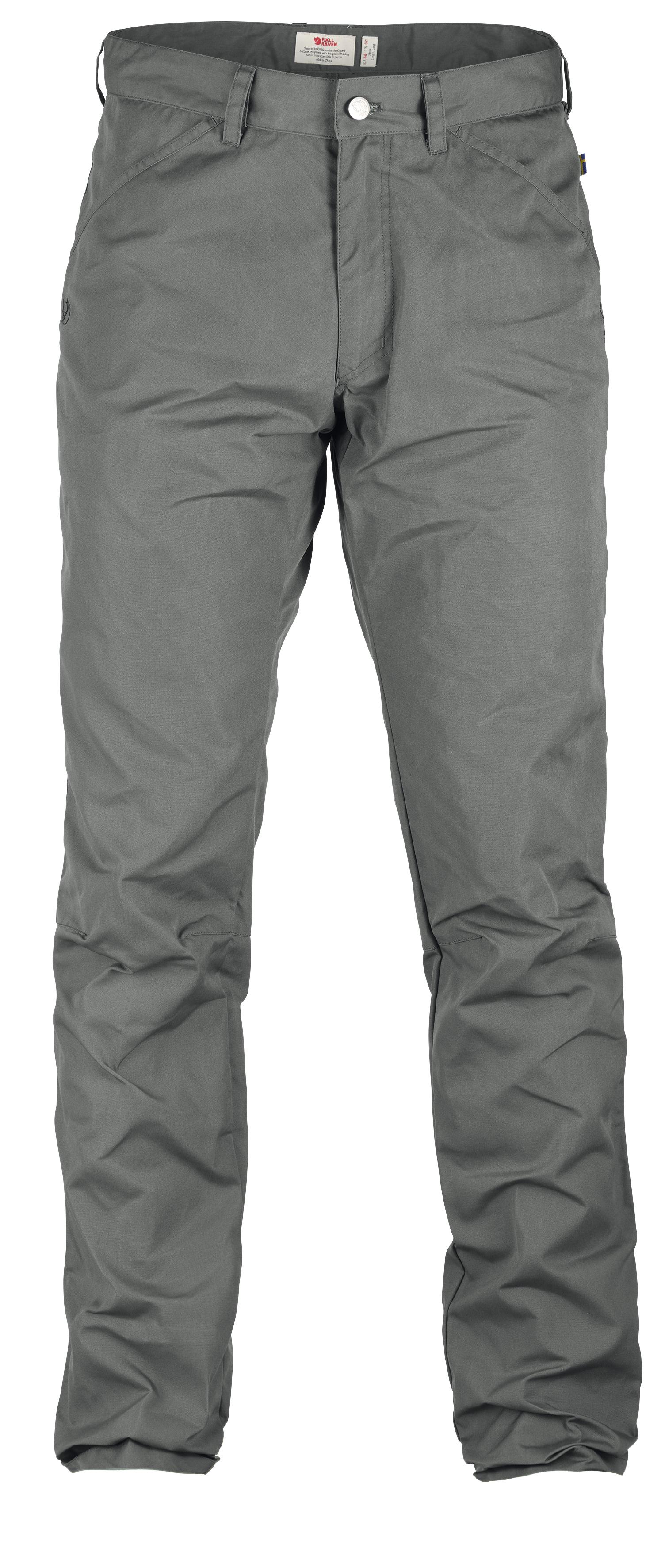 High coast fall trousers