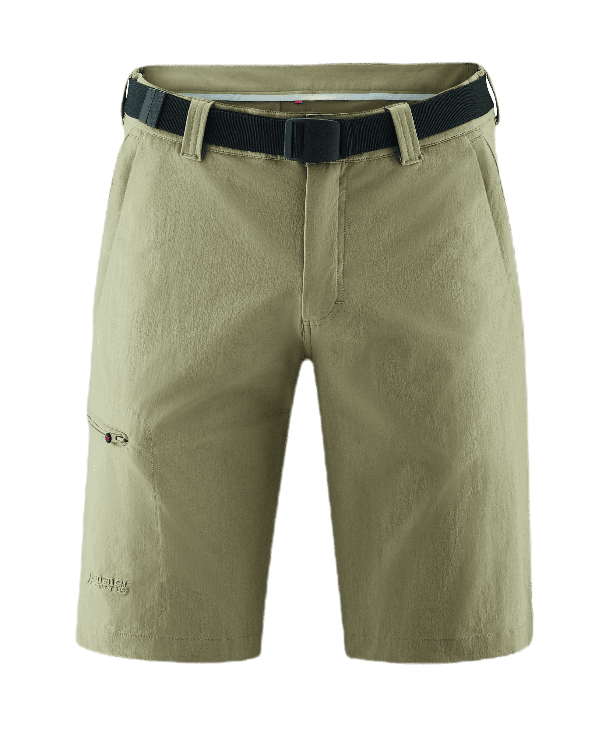 Huang bermuda korte broek