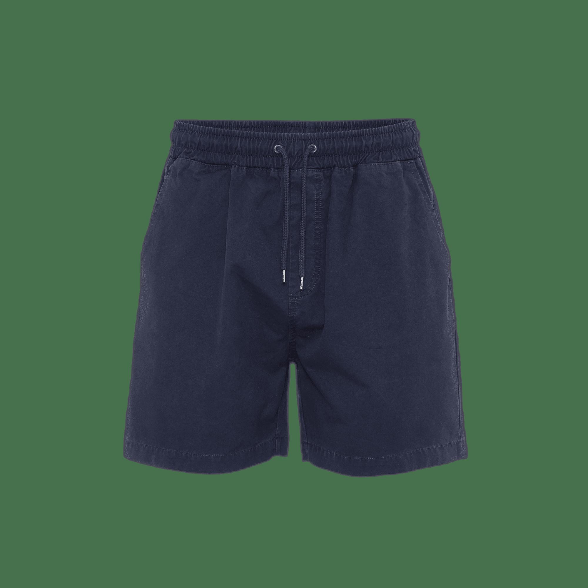 Organic twill shorts