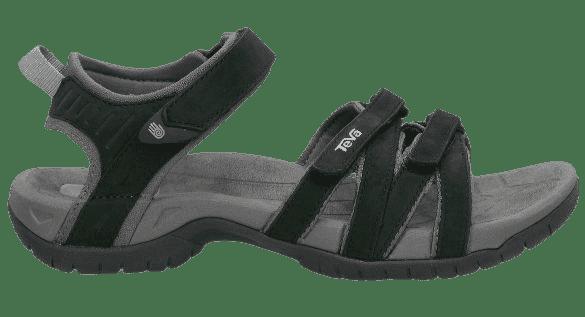 Tirra leather sandalen