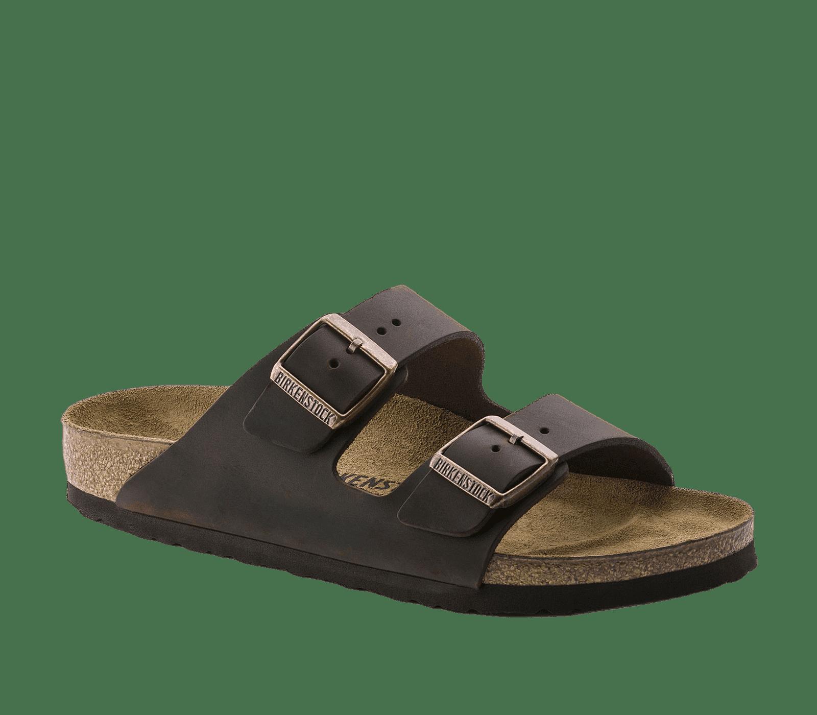Arizona leren slippers
