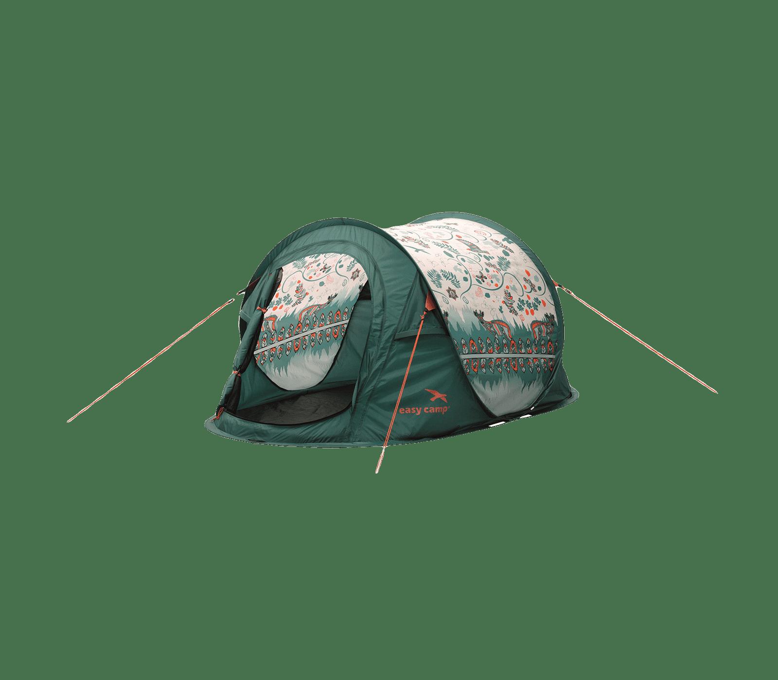 Tent daybreak