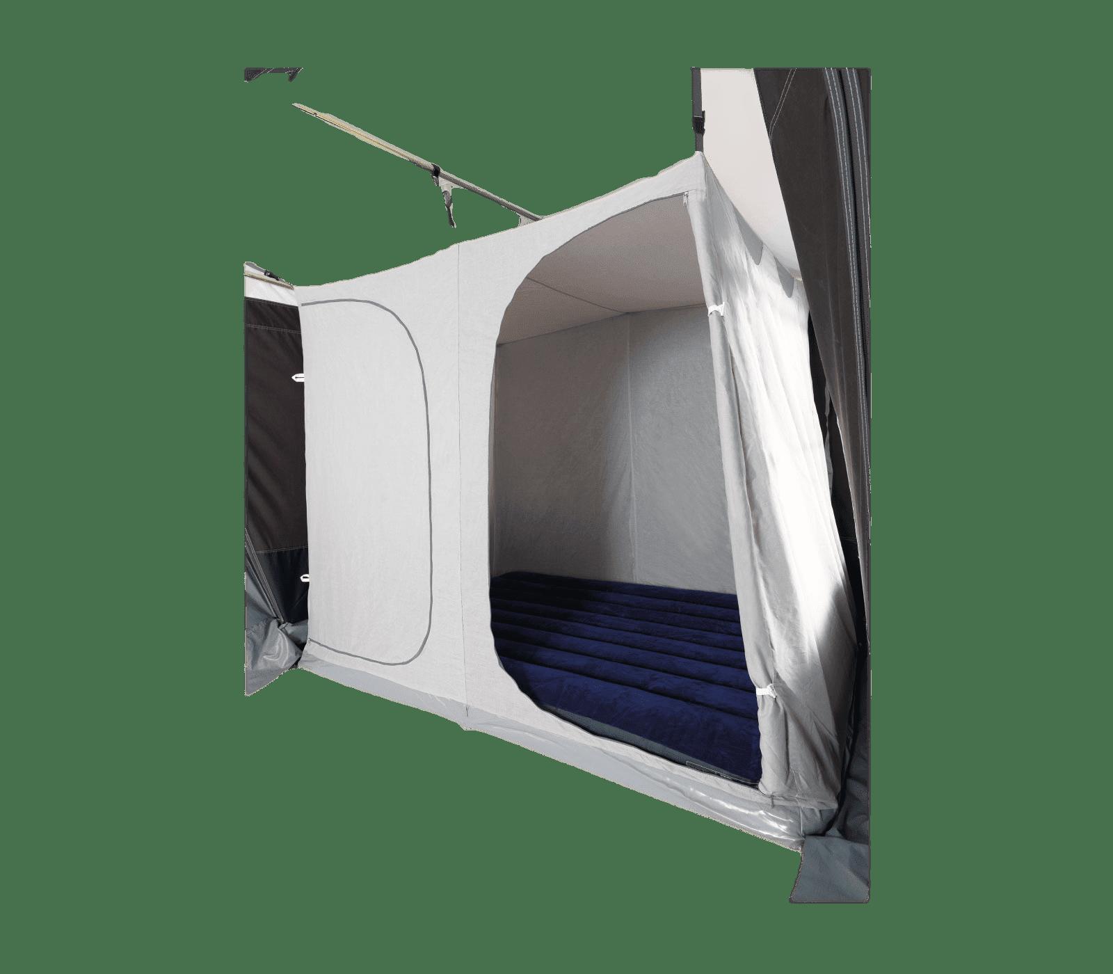 Slaapcabine uitbouw