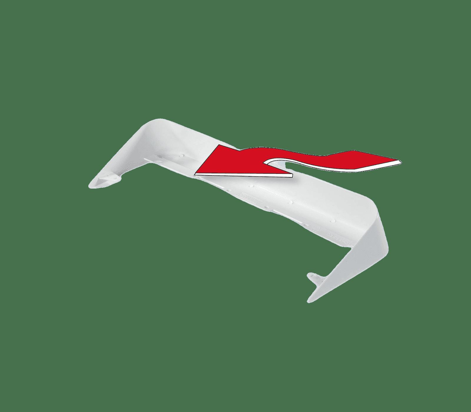 Dakspoiler 40x40