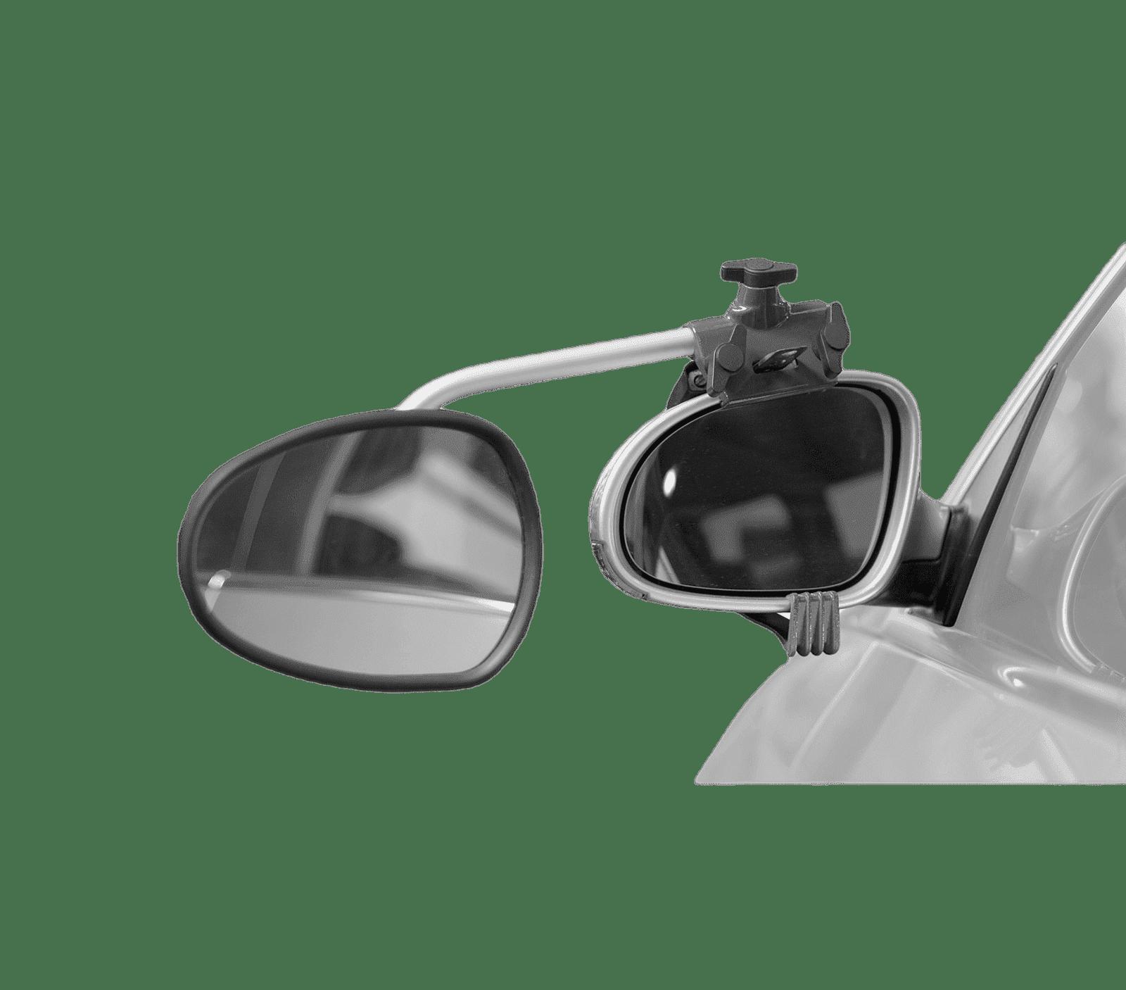 Caravan spiegel vlak