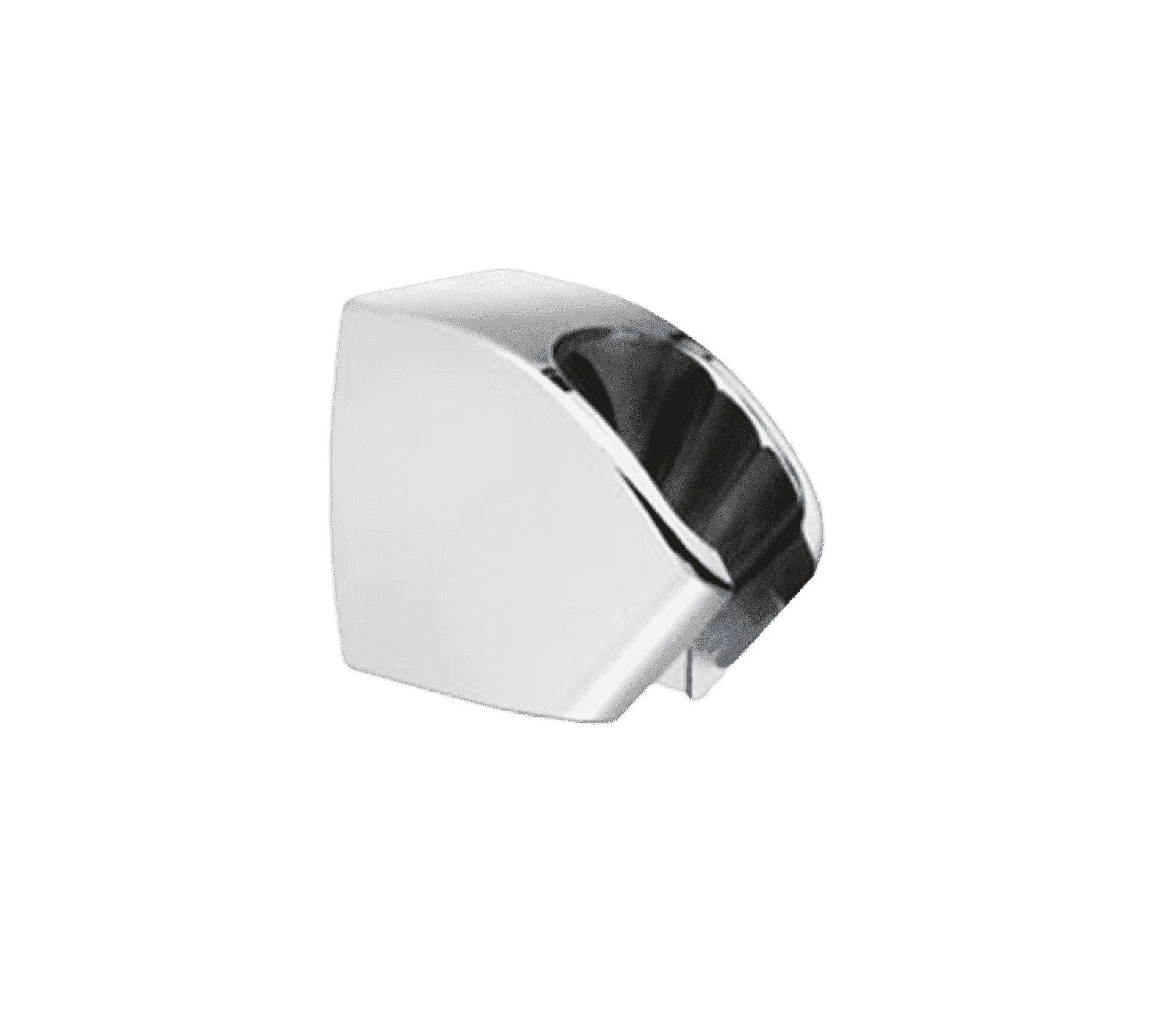 Wandhouder konus chroom