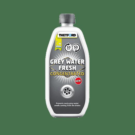 Grey fresh water