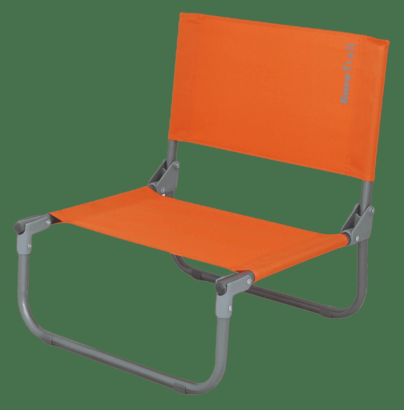 Campingstoel minor orange