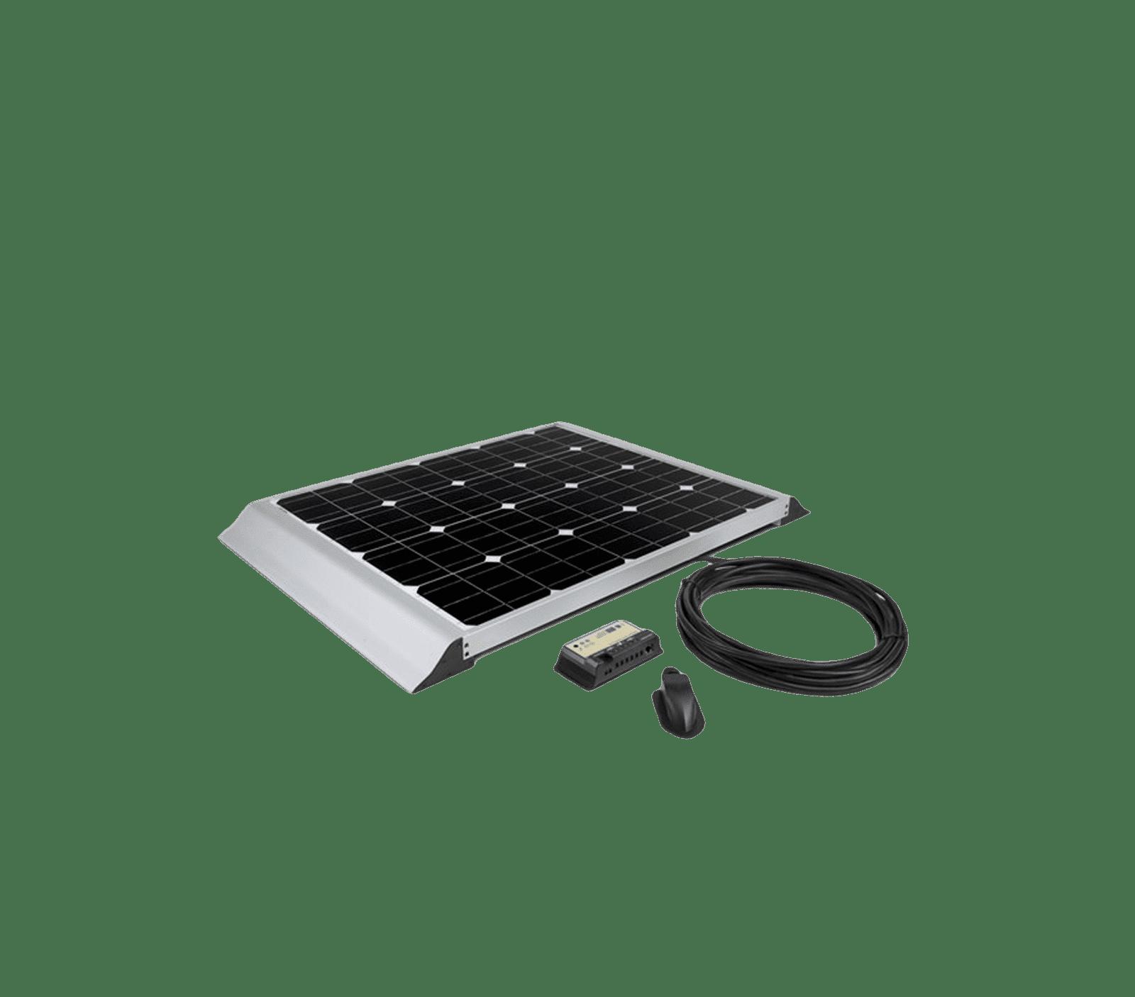 Solar zonnepaneel power kit 100w