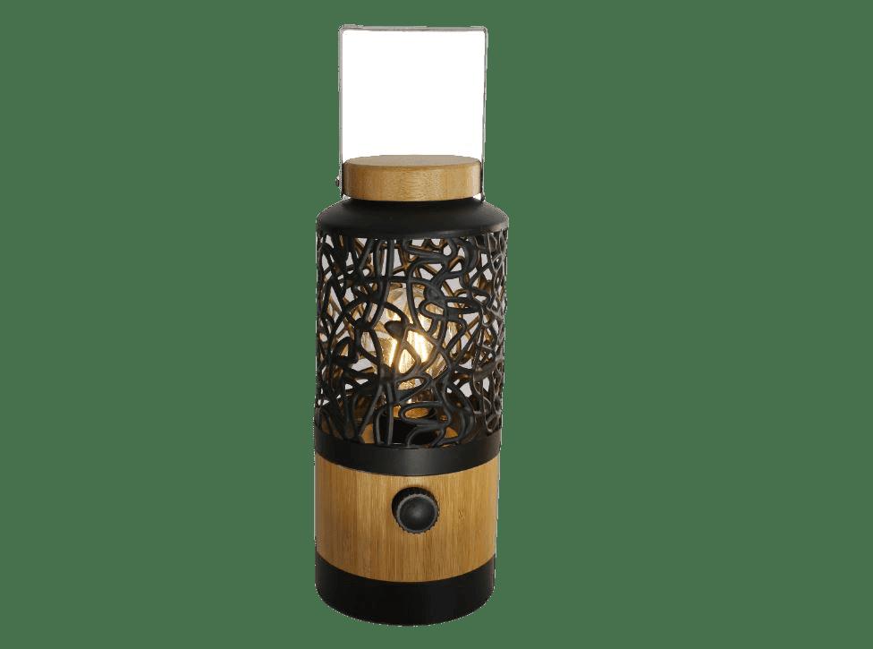 Bamboo lamp tartas
