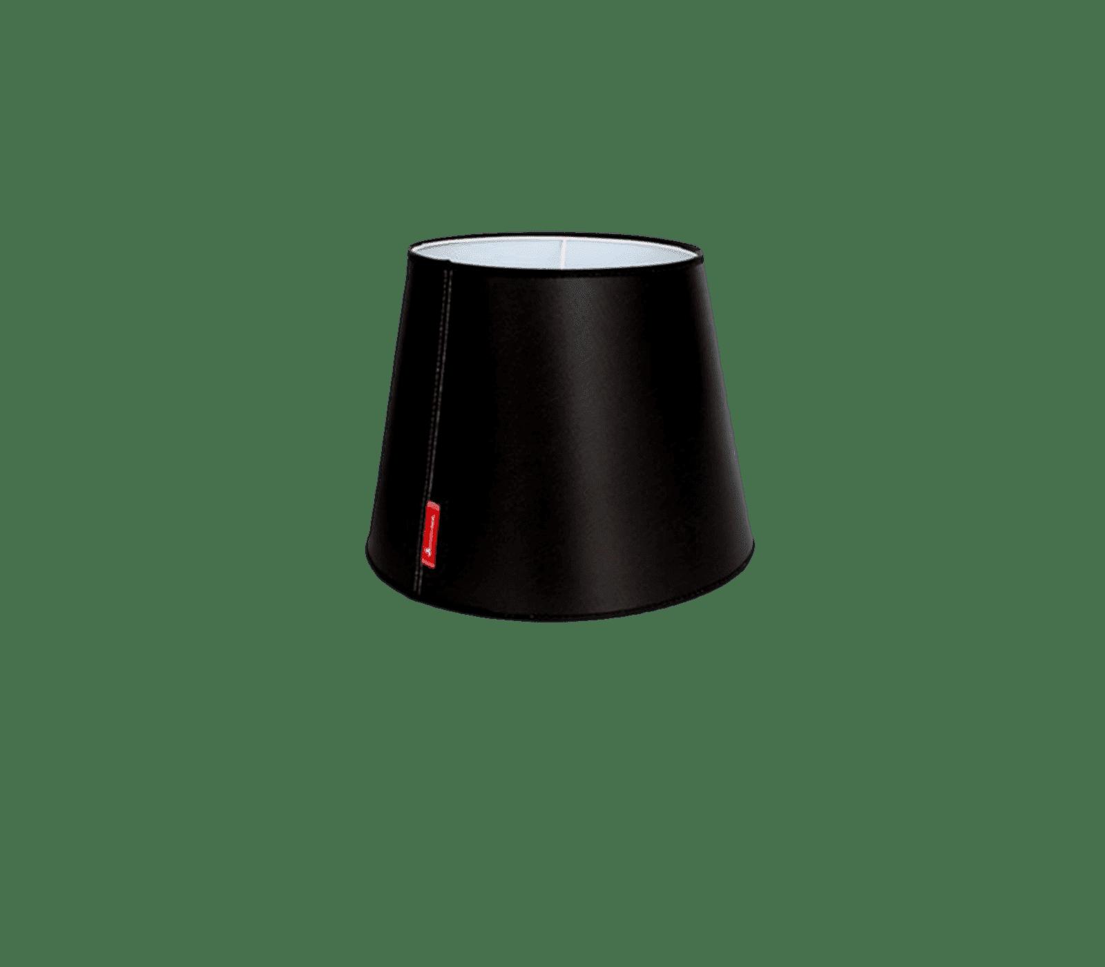 Lampenkap black chintz