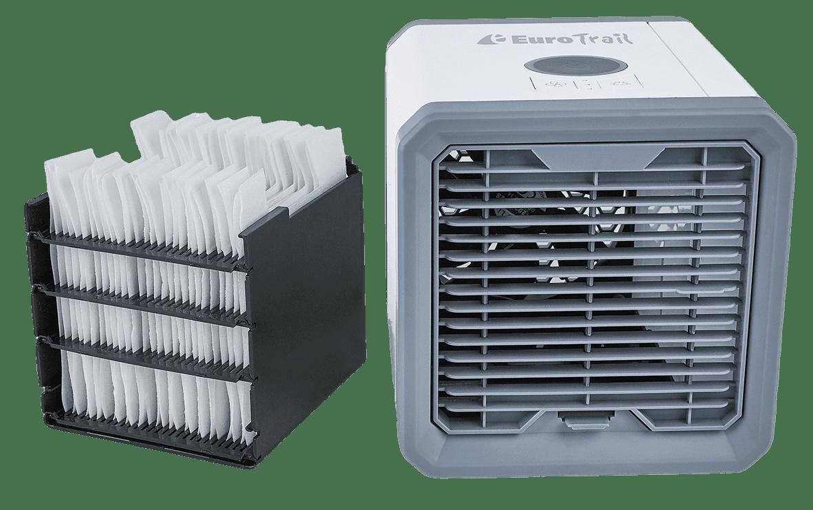 Air cooler rechargable