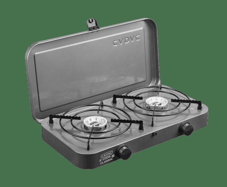 2-cook classic stove
