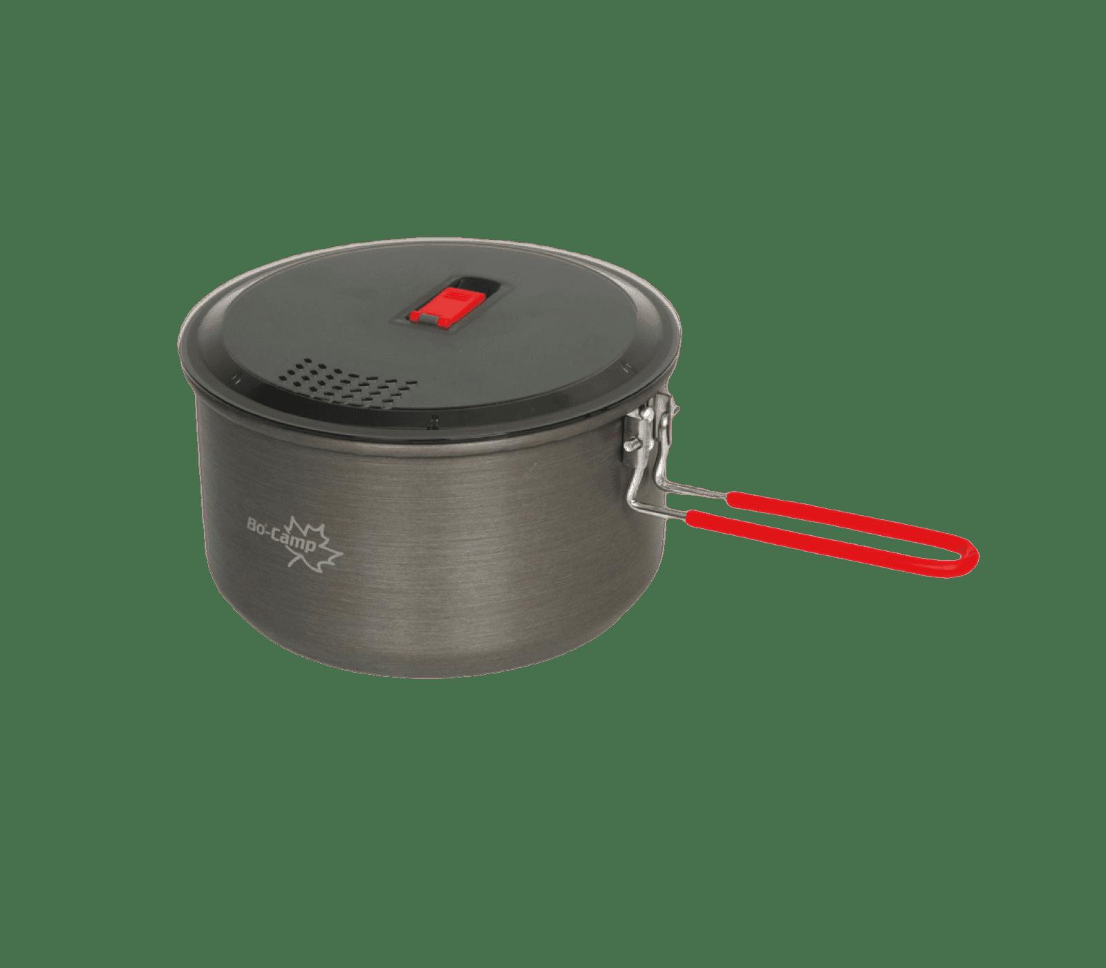 Pan hard anodized ø18x10cm