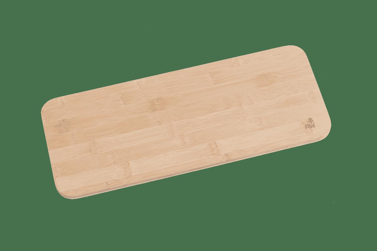 Snijplank bamboe l