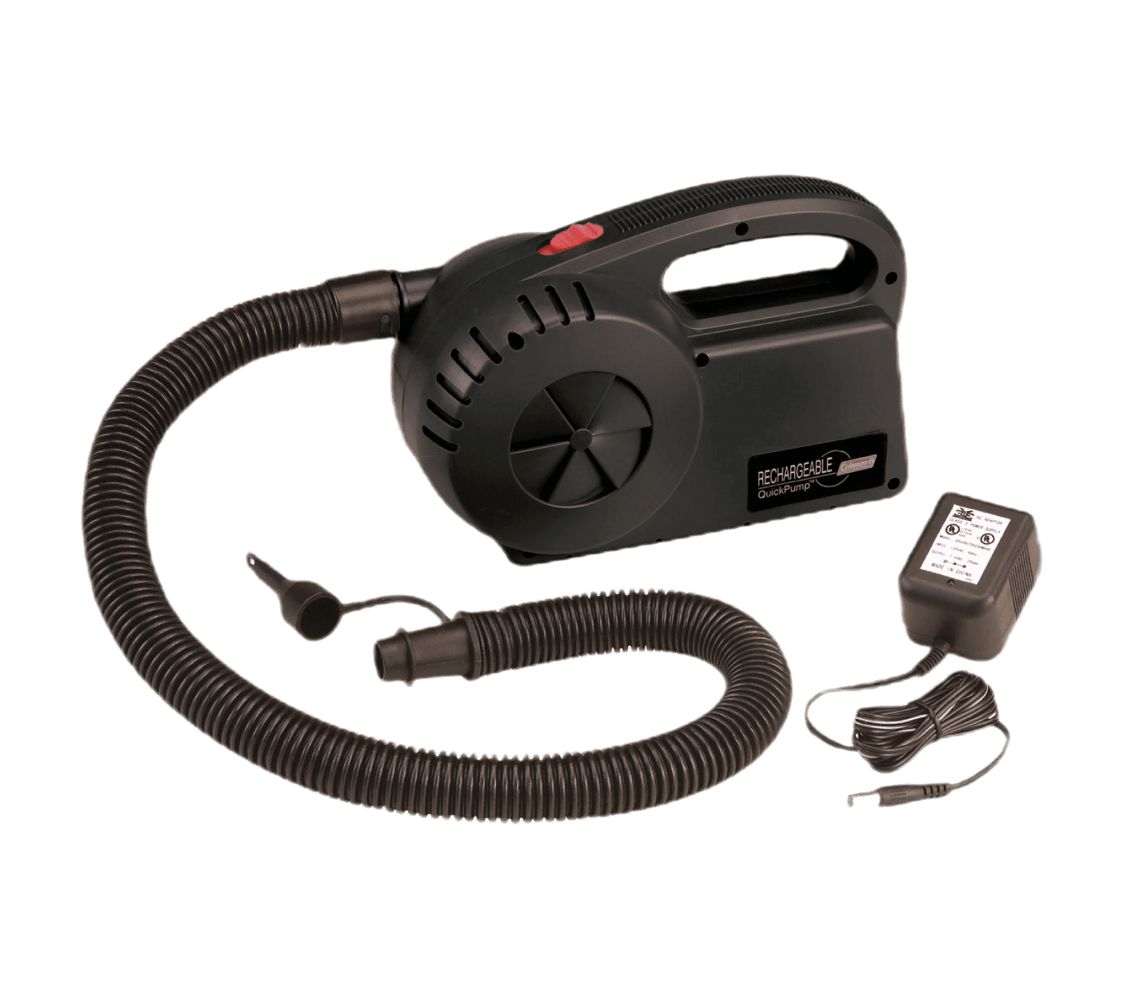Rechargeable quickpump 230v