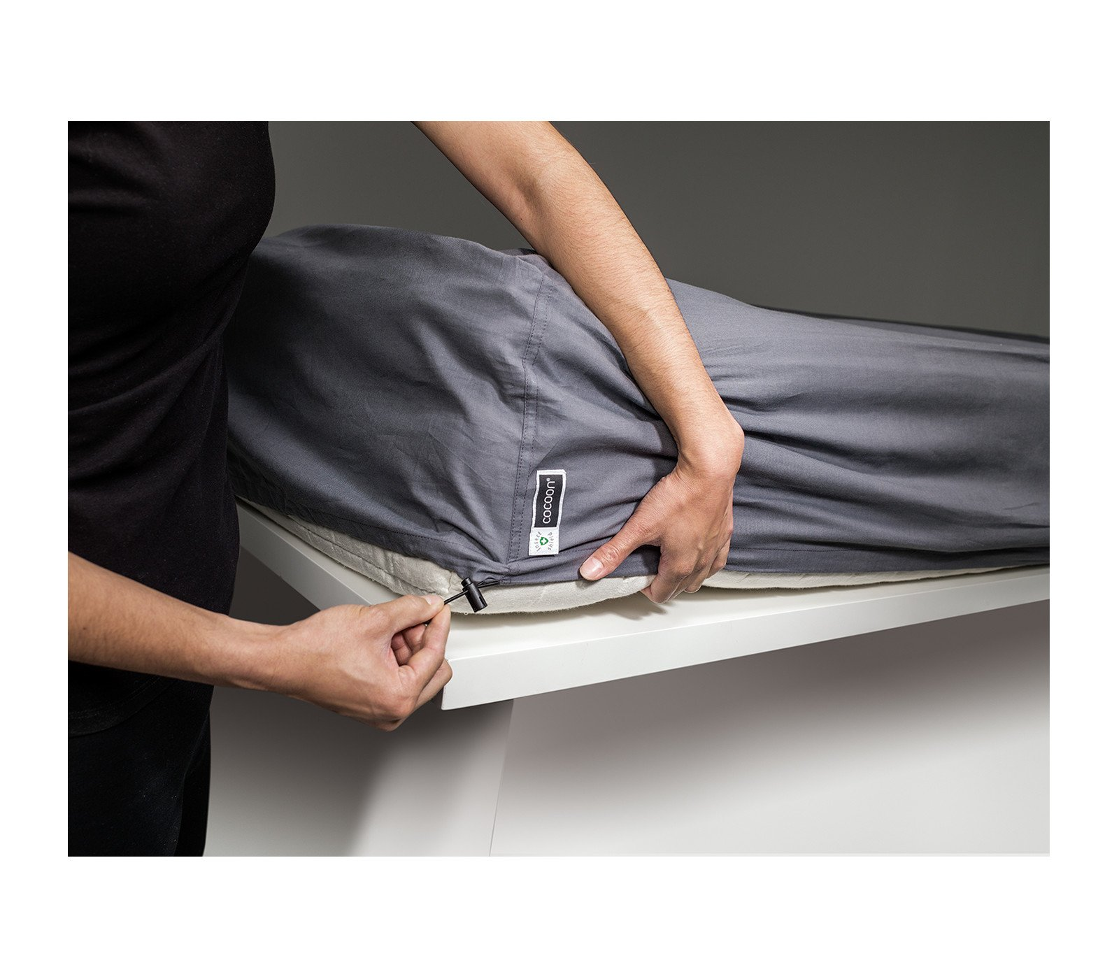 Insect protection sheet d (elephant grey)