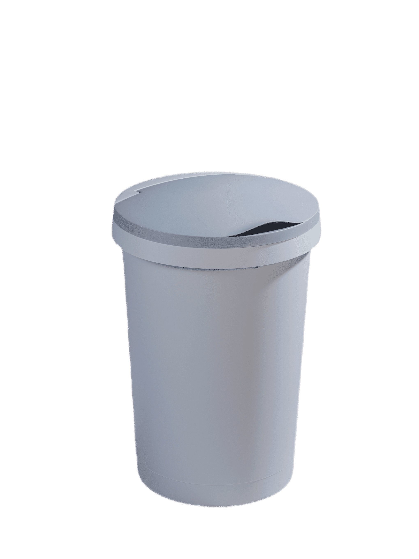 Twinga afvalbak 45l klep
