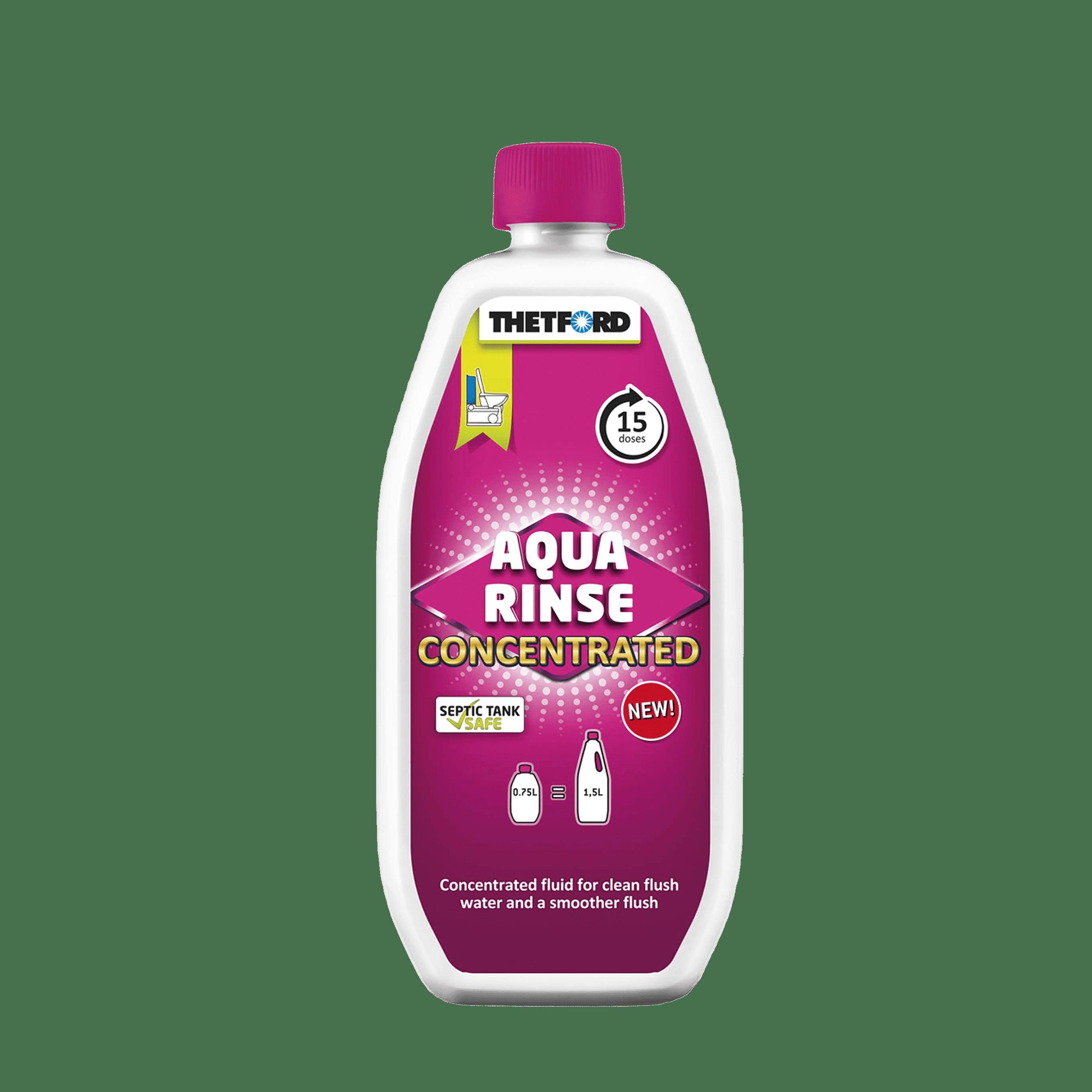 Aqua rinse concentrated 750ml