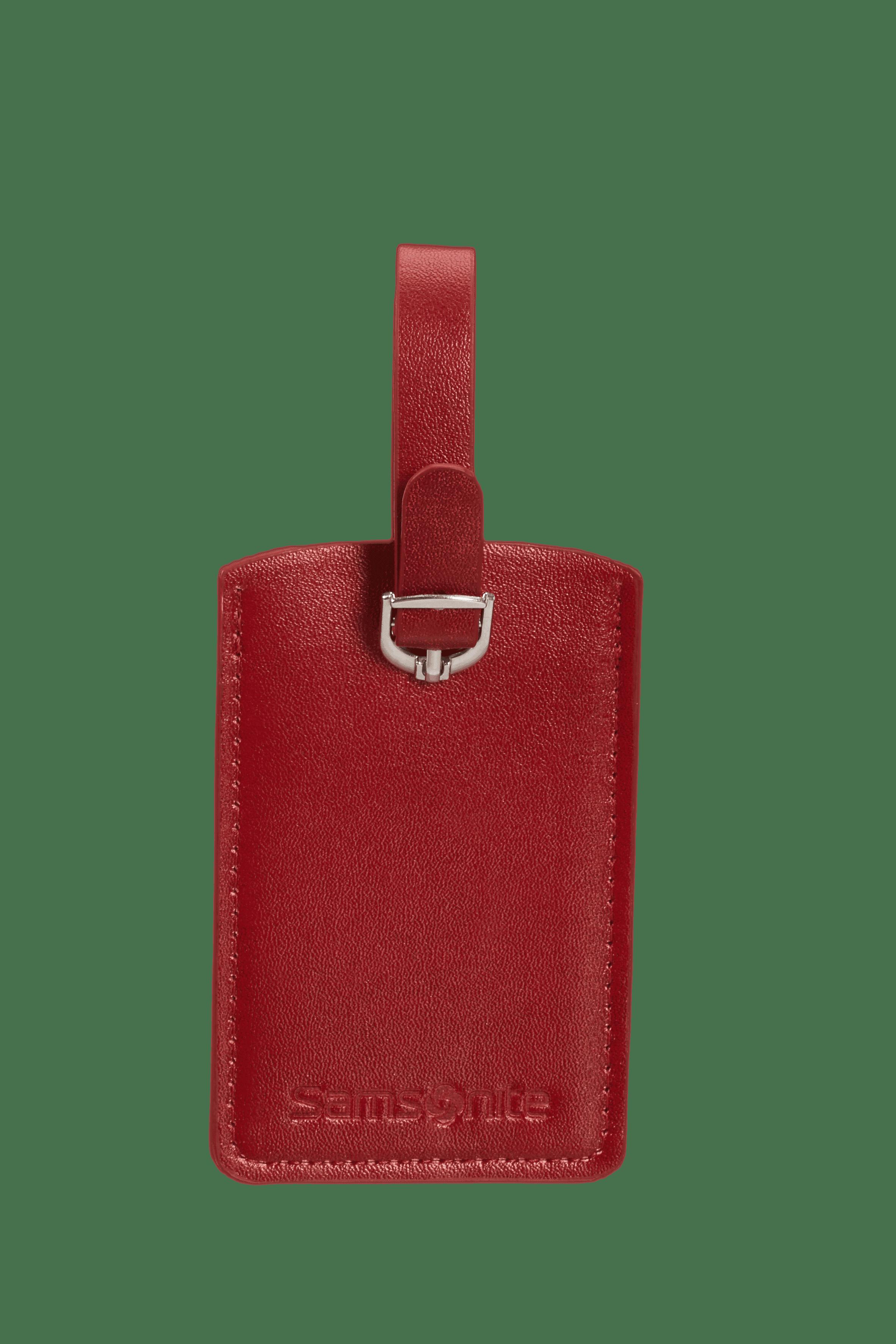 Global ta rectangle luggage tag (1726) x
