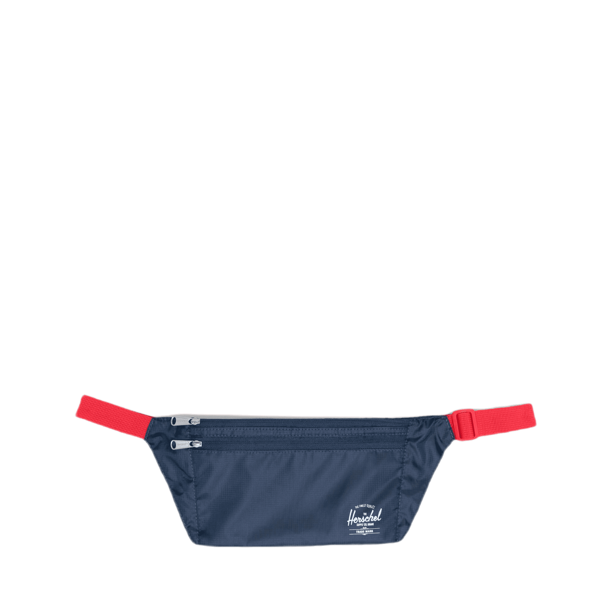 Explorer pouch navy/red