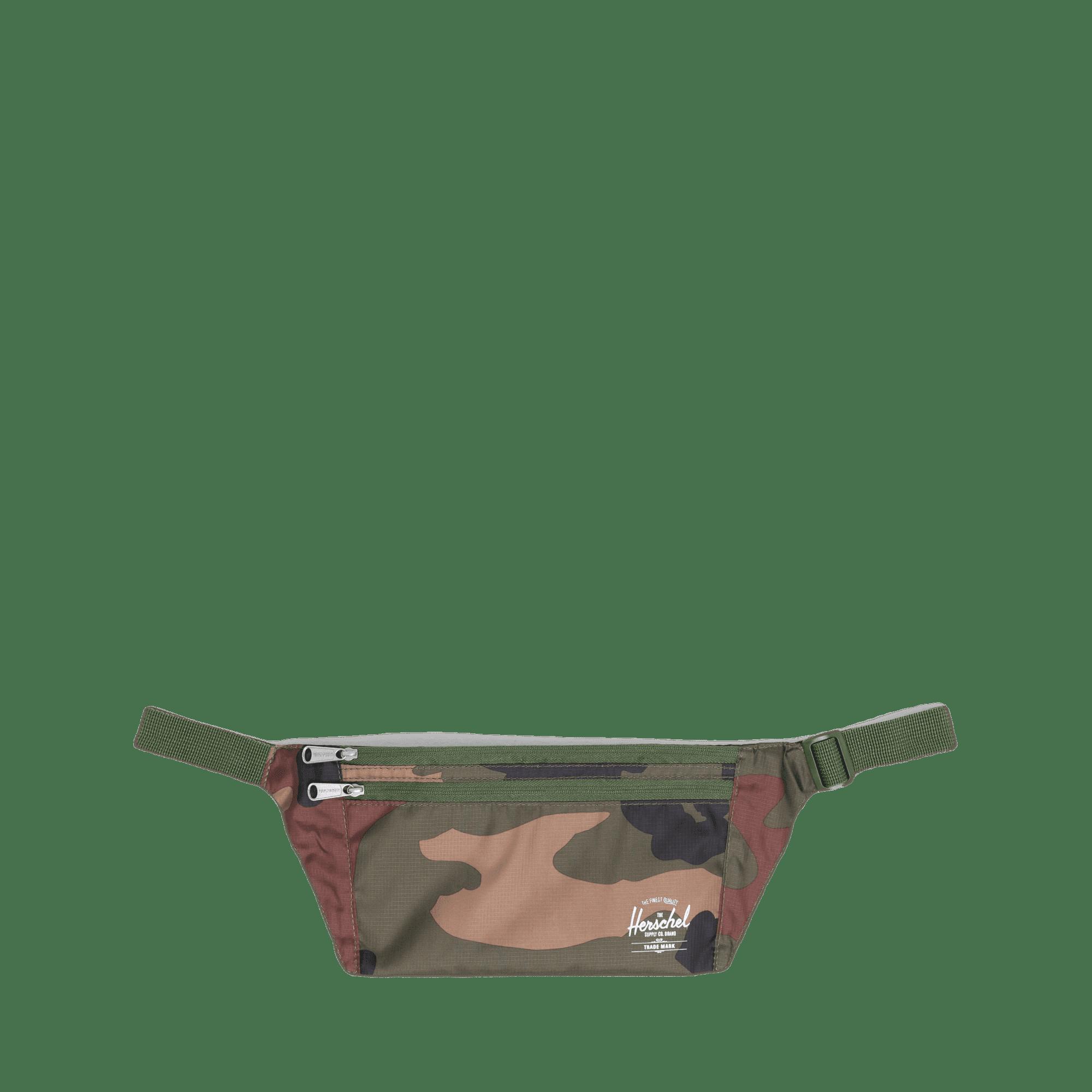 Explorer pouch woodland camo