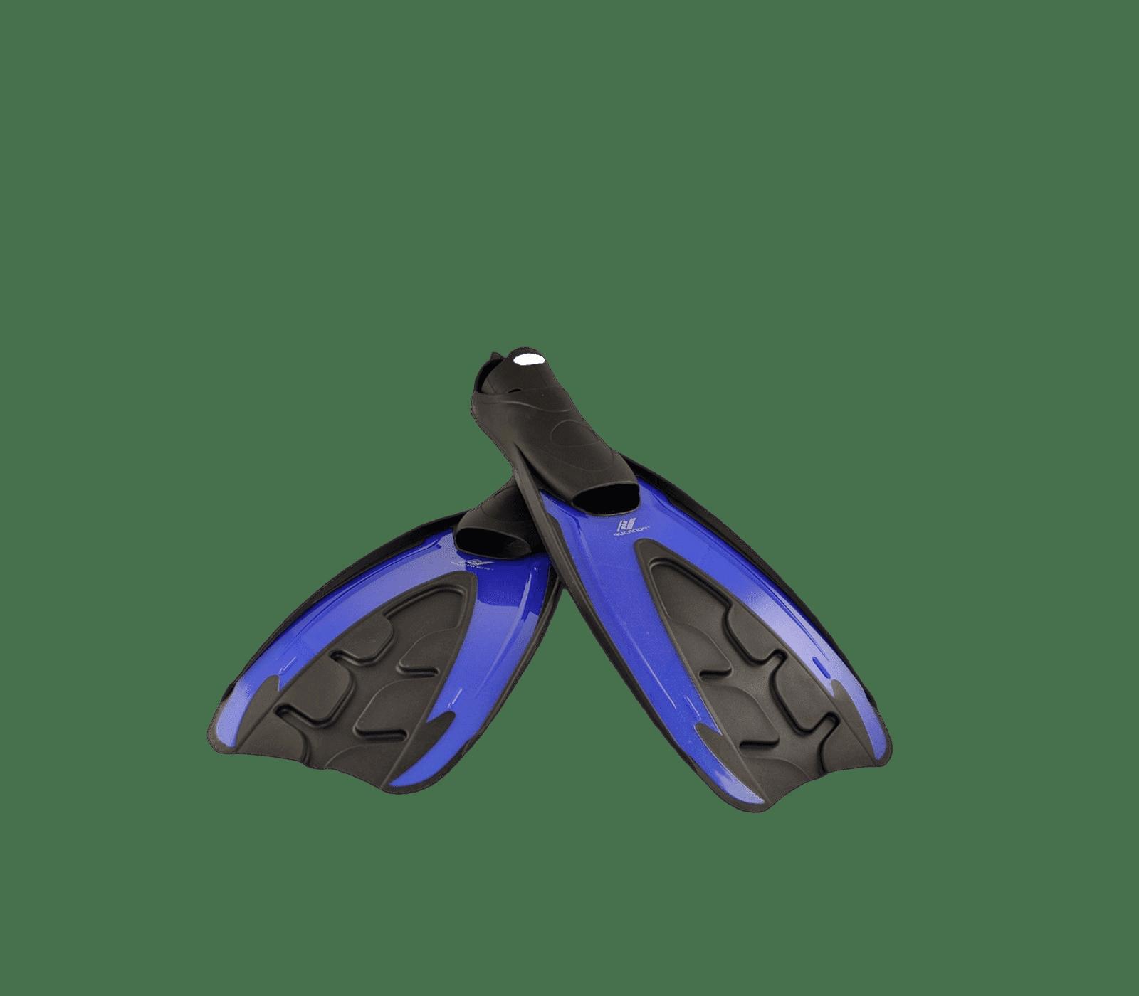 Fins blue bay