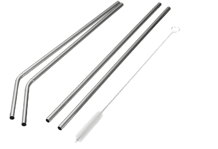 Knight straw set