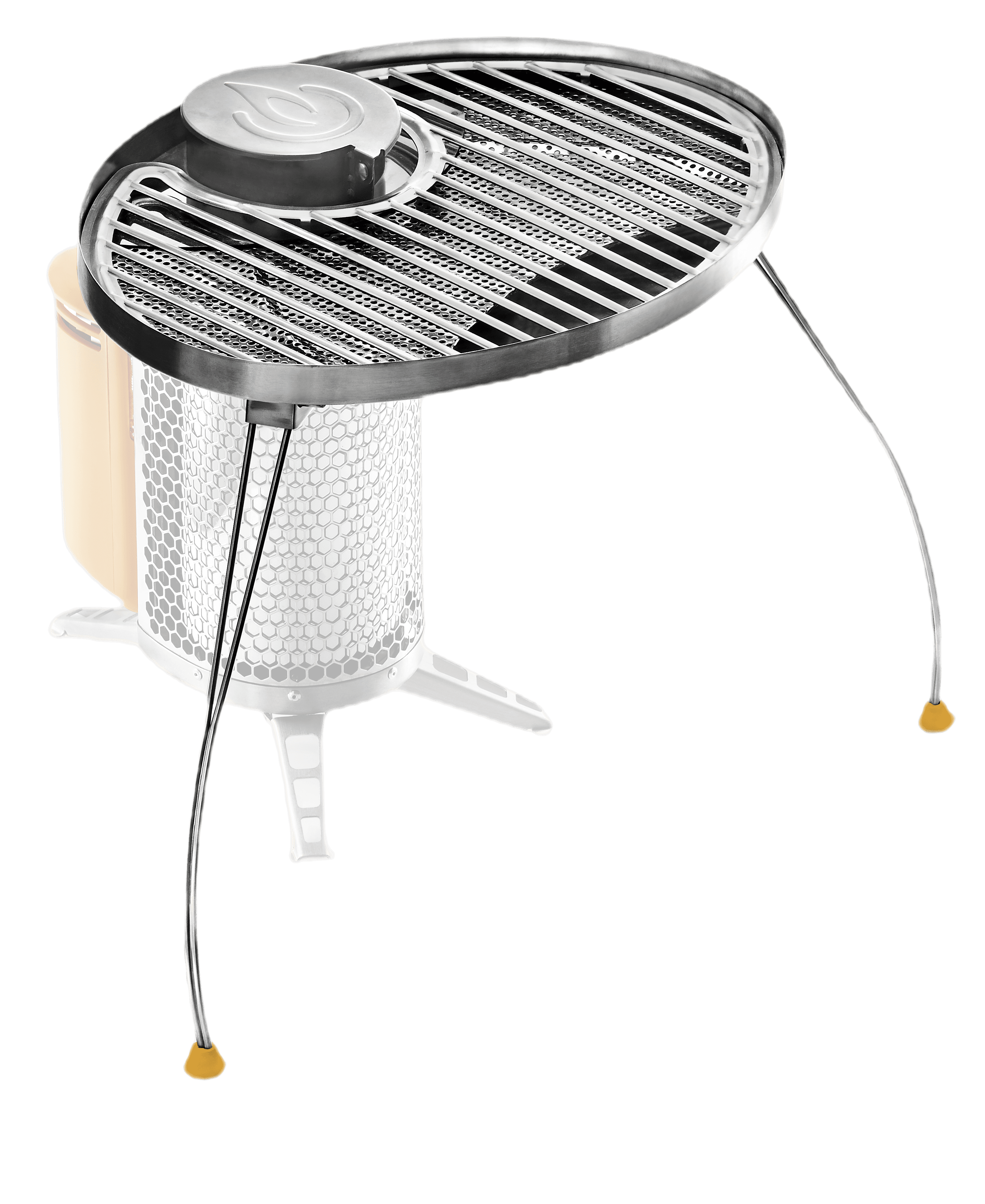 Campstove portable grill
