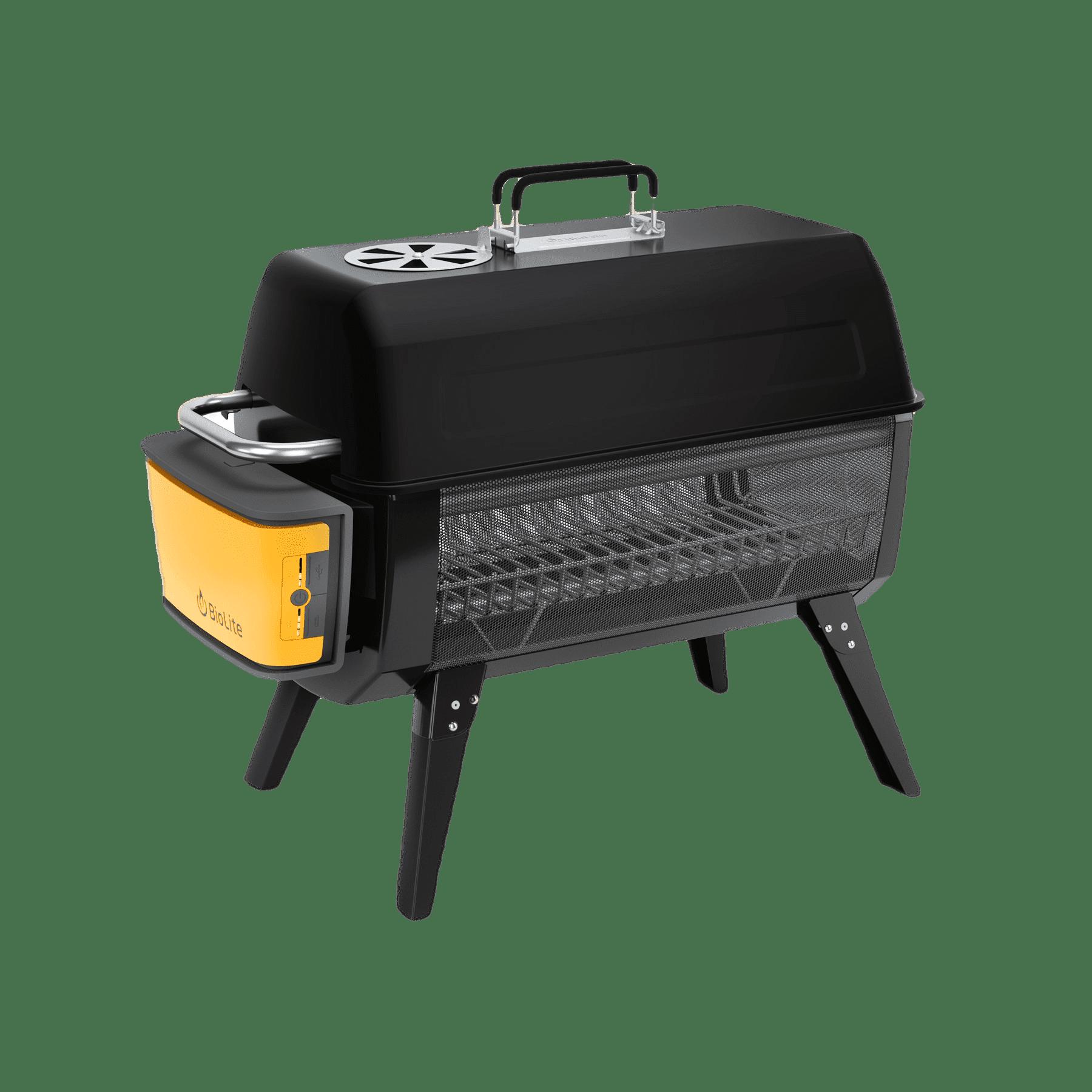 Firepit oventop