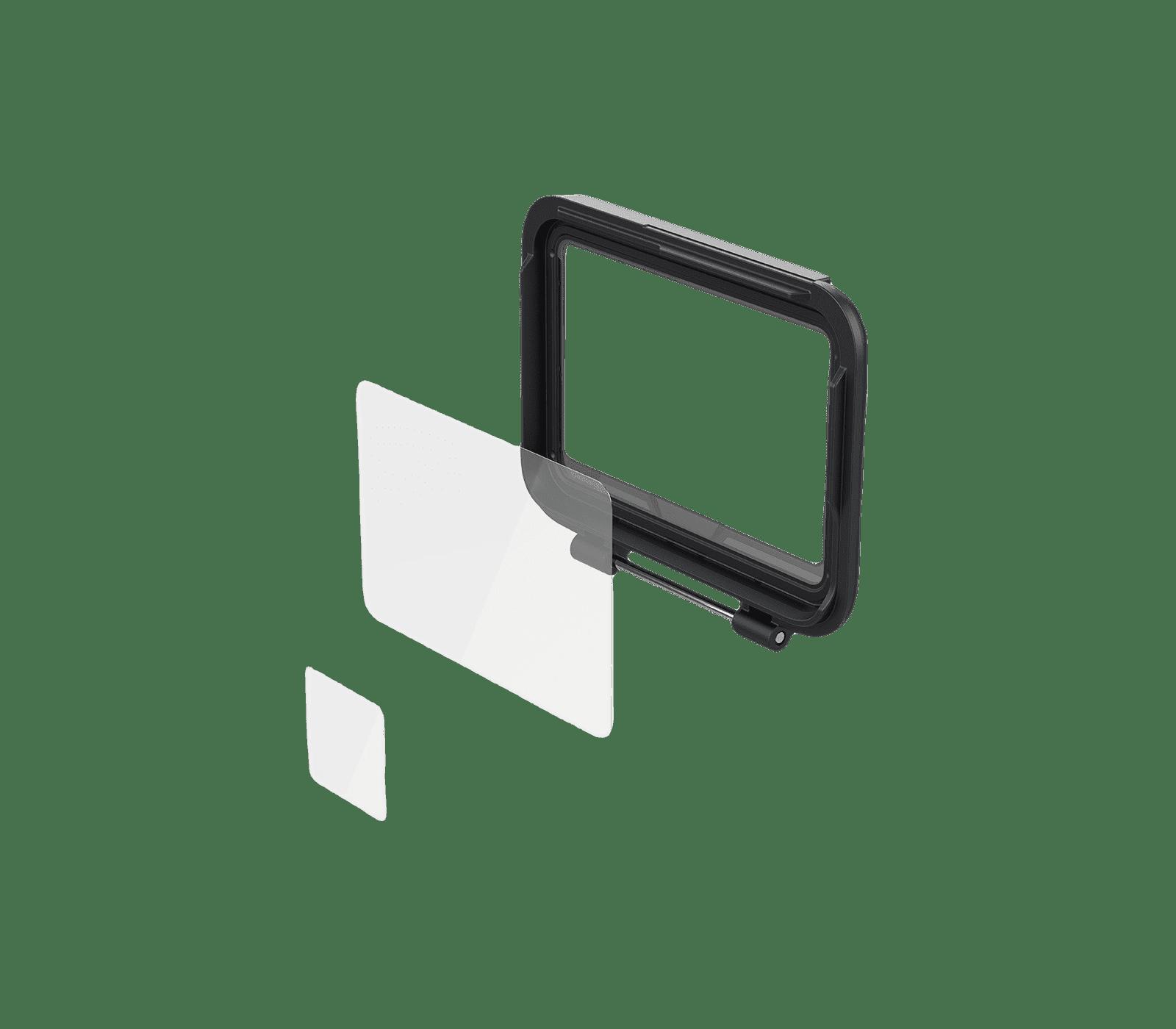 Gopro screen protectors hero5/6 black