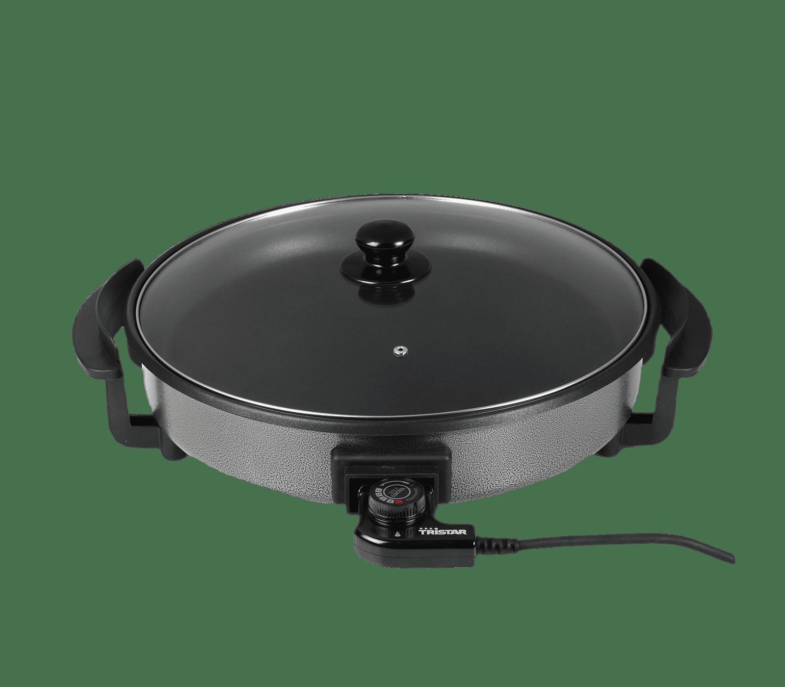 Met de hapjespan van tristar bak en braad je alles wat los en vast zit. deze pan, met een vermogen van 1500 ...
