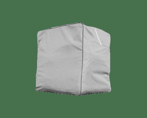 Luxe lounge kussentas grey