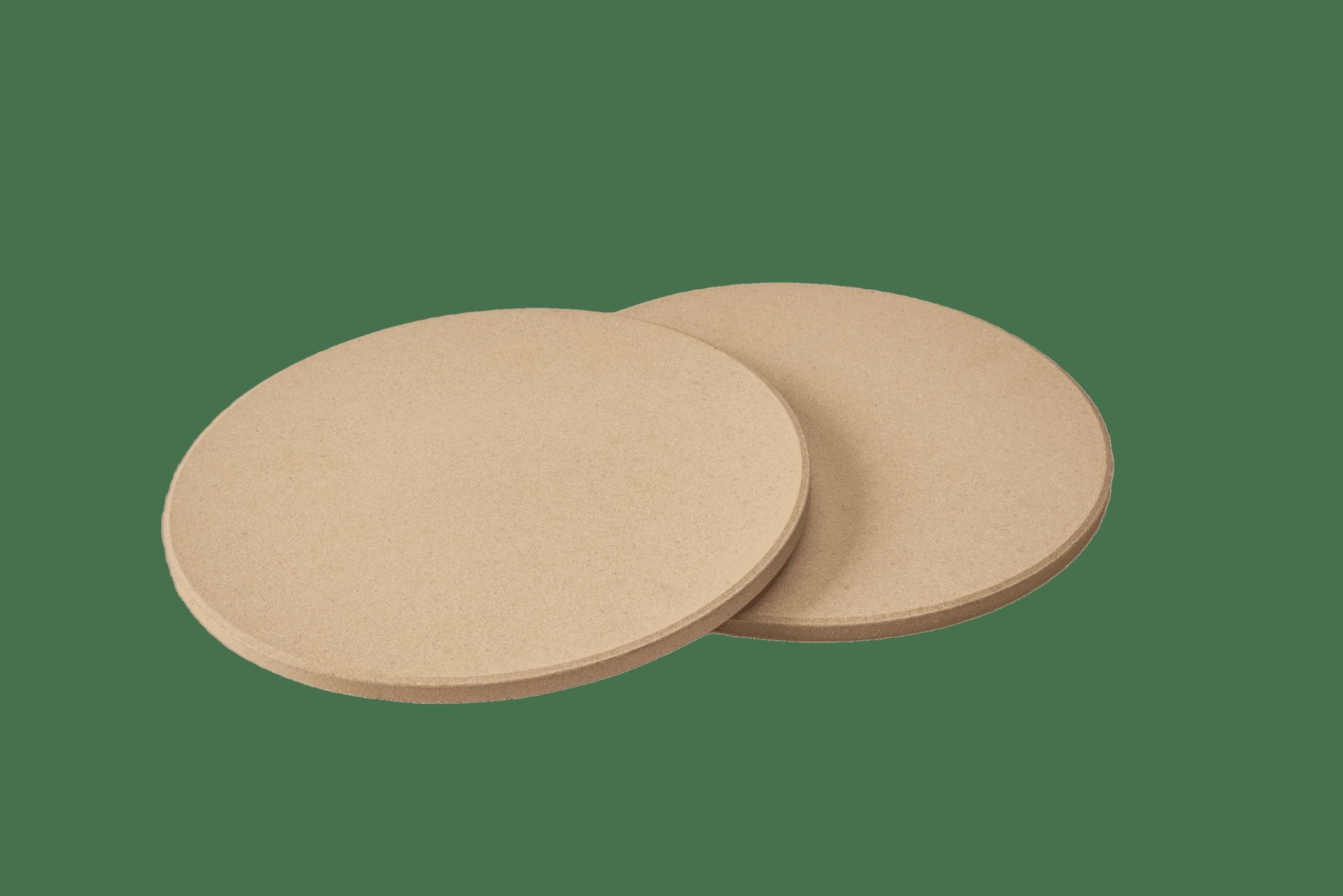 Pizzasteen travelq, ø 25cm (2 stuks)