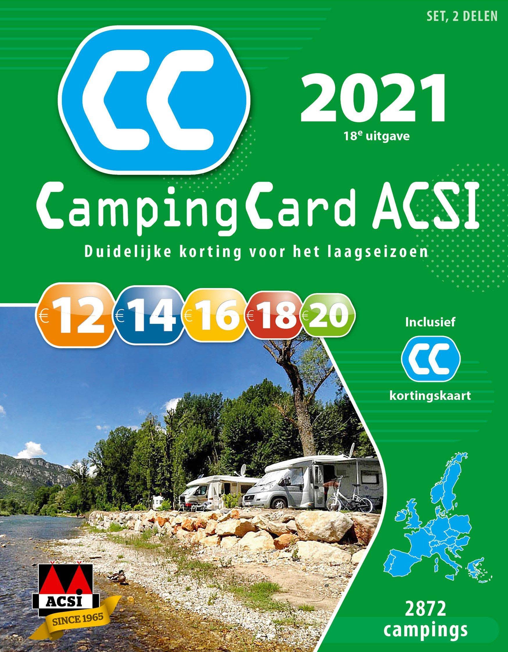 Campingcard 2021
