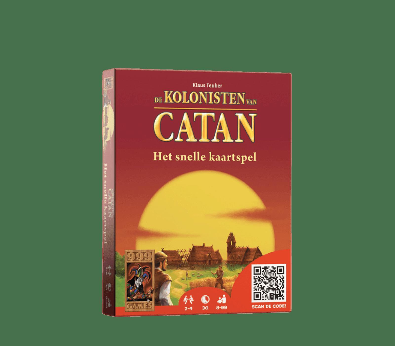 Kaartspel de kolonisten van catan