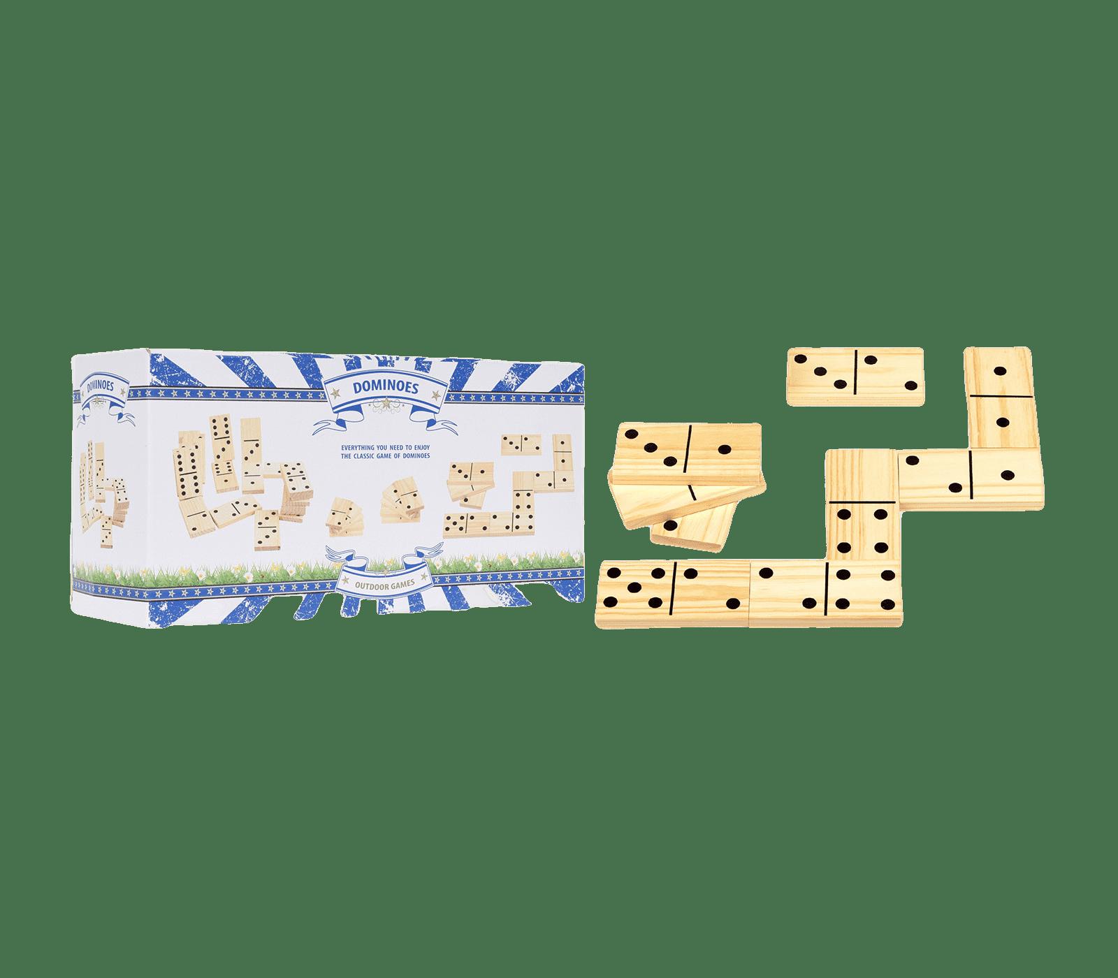Reuzen domino - 28 stuks