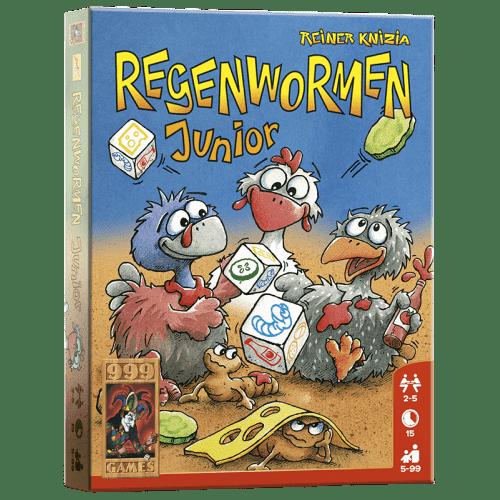 Regenwormen junior