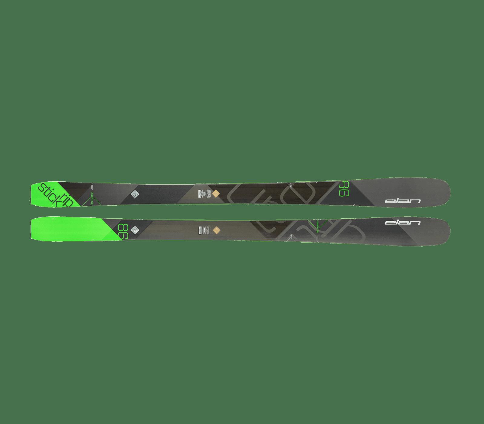 Ski ripstick 86 rnt ps m 176 + els 11wb