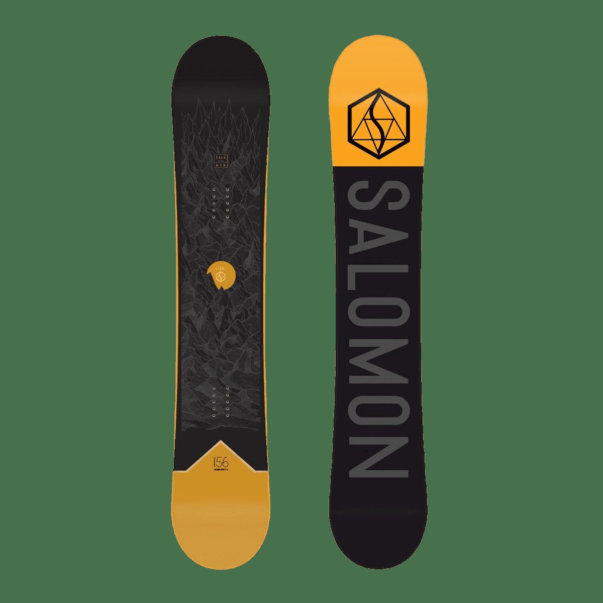 Snowboard sight 156 m+rhythm black l